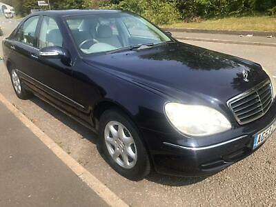 Mercedes S350 S Class 3.7 Lpg & Petrol Automatic Low Mileage Fsh Very Rare With  • 870£