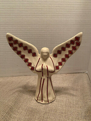 $ CDN29.99 • Buy Vintage Ukranian Angel Porcelain Figurine