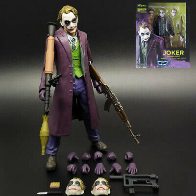 £15.55 • Buy S.H.Figuarts Joker Action Figure Toy The Dark Knight DC Hero Collectible New Toy