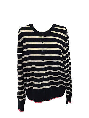 Marks And Spencer Autograph 100% Cashmere Cardigan Size 18 • 32.99£