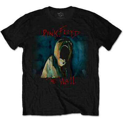 £13.99 • Buy Pink Floyd The Wall Scream Roger Waters Official Tee T-Shirt Mens Unisex