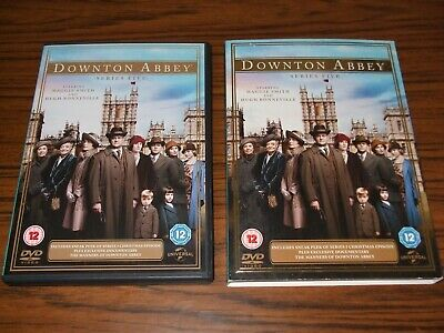 Downton Abbey Series 5 DVD (2014) ** VGC ** 5th Season Five ( 2 Discs ) • 10.99£