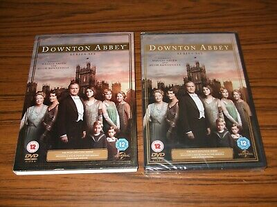 Downton Abbey Series 6 DVD * NEW & SEALED * Season 6 Six  • 8.99£