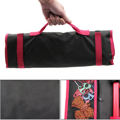 AU13.73 • Buy Outdoor Peg Bag Camping Tool Portable Wind Rope Practical Tent Nails Heavy Duty