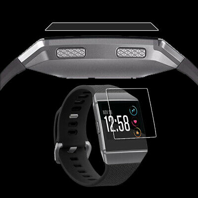 $ CDN4.01 • Buy TPU Easy Clean SmartWatch Full Cover Screen Protector Film For FitBit Ionic