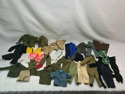 $ CDN111.07 • Buy Vintage G.I. Joe Army Clothing Lot - Includes Shirts, Pants, And Suits 12