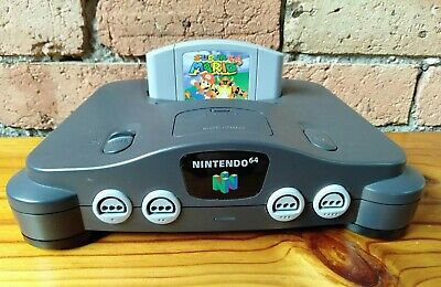 AU200 • Buy Nintendo 64 Game Console Boxed N64 PAL + Controller + Games + Manuals + Posters