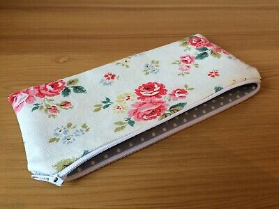 Pencil Case Make Up Case Glasses Case (c) Made Using Cath Kidston Fabric By Dawn • 5.50£