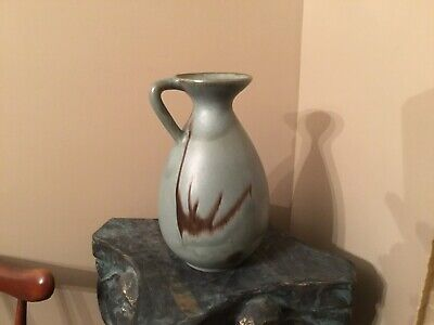 $ CDN75 • Buy Blue Mountain Pottery Slate Grey Brown Pitcher Canada