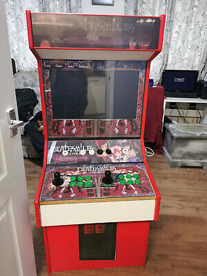 Unique 2 Player Upright Arcade Mame Game Gaming Machine Cabinet Project • 250£