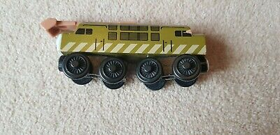 Thomas And Friends Wooden Wood Railway - Diesel 10 - Brio Compatible • 5£