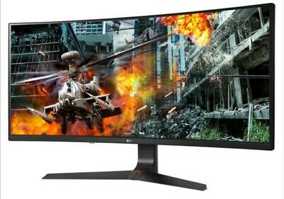 LG 34GL750-B 34  UltraWide Full HD LCD Gaming Monitor - Black • 389.99£