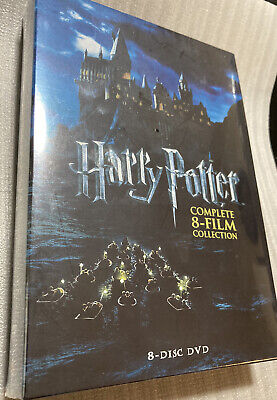 $ CDN73.08 • Buy Factory Sealed Harry Potter: Complete 8-Film Collection (DVD, 2011, 8-Disc Set)