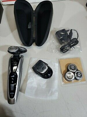 AU186.73 • Buy Philips Norelco 9900 PRO Shaver 9000 Series Extra Head Beard Trimmer NEW NO BOX