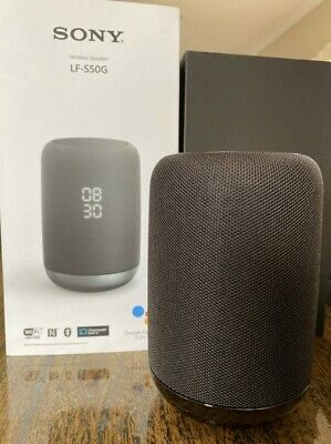 AU60 • Buy Sony LF-S50G Smart Speaker With Google Assistant