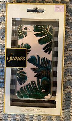 Case IPhone SONIX Luxe For IPhone 6, 6S Palm Tree Leaves Cute Bloggers Fave • 0.89£