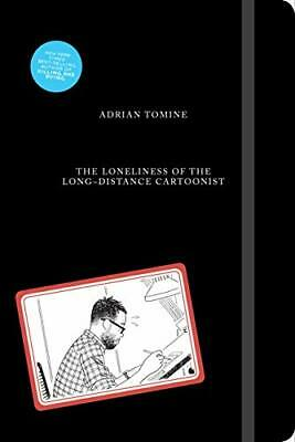 The Loneliness Of The Long-Distance Cartoonist New Hardcover Book • 14.52£