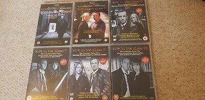 Wire In The Blood Dvd Series • 4.99£