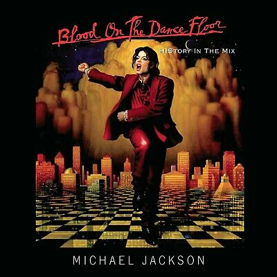 Michael Jackson - Blood On The Dance Floor: HIStory In The Mix (CD-1997, 1-Disc) • 14.99£