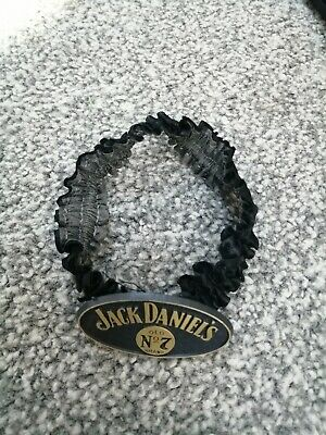 Jack Daniels 1970s Garter Collectable Rare Tennessee Old No7 Whiskey  • 25£