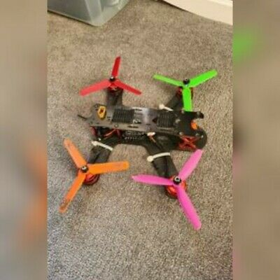 200mm Racing Drone Runcam Swift 2 Fpv CameraFPV Goggles2400kv Motors • 150£
