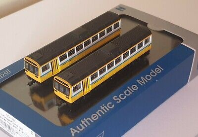 Dapol N Gauge Class 142 Pacer DMU Unit 142021 Tyne And Wear  • 41£
