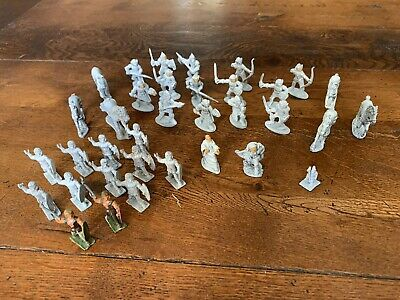 20+ Grenadier Metal Miniatures 1990 Fighting Men A600's - Citadel Warhammer • 19.99£