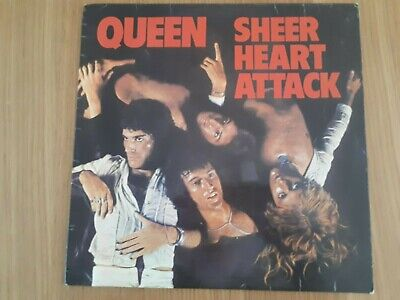 Queen - Sheer Heart Attack - Vinyl - 1974 / EMC 3061 • 9.99£