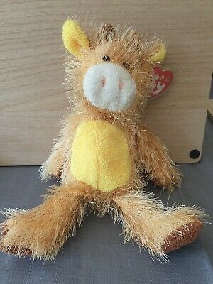 T-bone Ty Beanie Baby Punkies Collection  • 1.30£