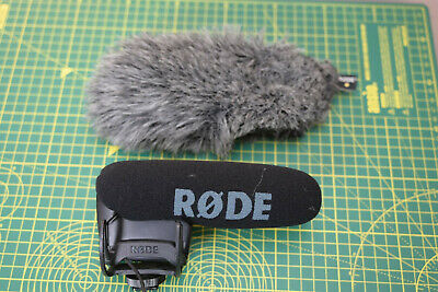 Rode Video Mic Pro With Deadcat Cover • 111.17£