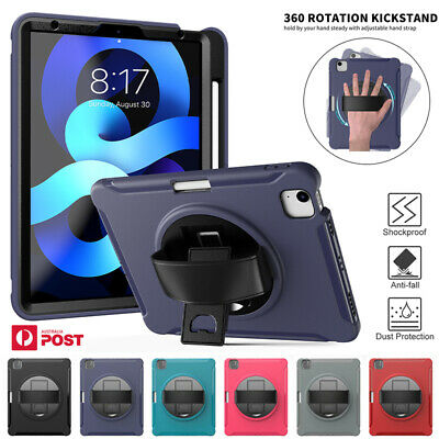 AU43.99 • Buy For IPad Air4 10.9 Pro 12.9 11 2020 Case Shockproof Rugged Tough Smart Cover
