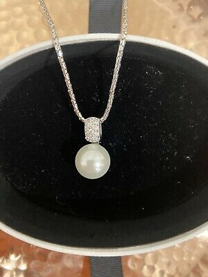AU50 • Buy Georgini Pearl Necklace Never Worn (unwanted Gift)