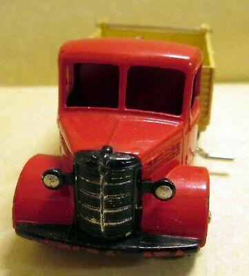 Dinky Toys, 25m Bedford End Tipper,  Unboxed,   Original • 16£