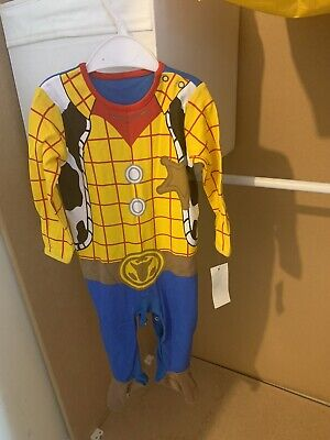 Toy Story Woody Outfit Baby • 5.50£