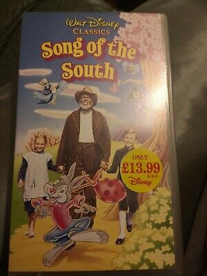 £20 • Buy Disney Song Of The South VHS Original Copy Rare Discontinued Retired Film