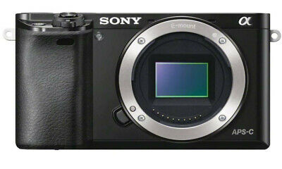 $ CDN289.41 • Buy Sony Alpha A6000 24.3MP Digital Camera - Black (Body Only)  Excellent Condition