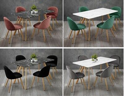Venice Dining Room Furniture - Dining Set, Dining Table, Dining Chairs • 159.99£