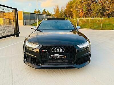 Audi RS6 Avant 4.0 TFSI ( 560ps ) Avant Tiptronic 2015 Quattro Huge Spec Px Rs3  • 37,995£