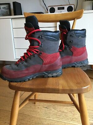 MEINDL Chainsaw Boots Size 9.5 • 119£
