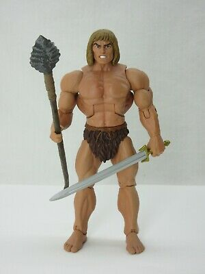 $75 • Buy MOTUC,OO-LARR,Masters Of The Universe Classics,Figure,Weapons,He Man