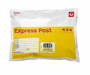 AU197 • Buy 10 X Auspost Express Satchel 3kg With Free Delivery