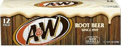 Aw Root Beer Case Of 12 • 14.99£