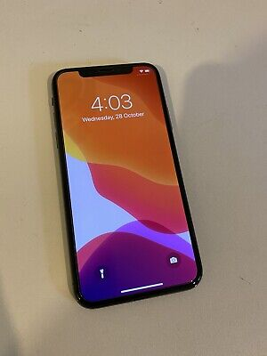 AU255 • Buy Apple IPhone X - 256GB - Space Grey (Unlocked) A1865 No Face ID Great Condition