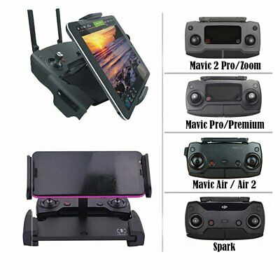 AU29.95 • Buy For DJI Mavic 2 Pro Air 2 Remote Control Phone Holder Tablet Stand Mount Clip