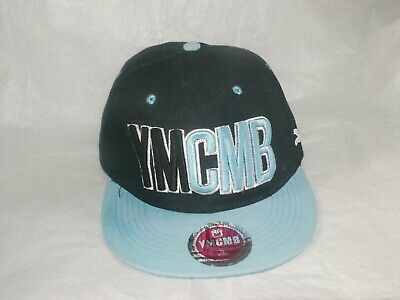 YMCMB Black And Blue Baseball Cap - Size 7 1/8  Or 57 CM • 6.99£