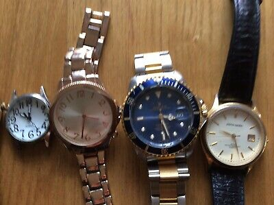 Joblot Watches Spares Or Repair • 21£