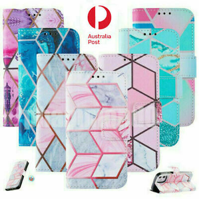 AU8.89 • Buy Case For IPhone 11 12 Pro MAX XR 8 7 6s Plus SE Luxury Leather Flip Wallet Cover
