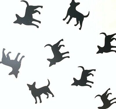 £4 • Buy Chihuahua Cute Dog Vinyl Wall Art Decals/Stickers - Various Colours & Sizes