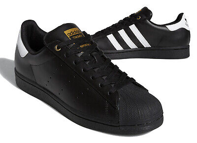 $ CDN114.44 • Buy New ADIDAS Superstar Stan Smith Athletic Sneaker Leather Mens Black Sizes