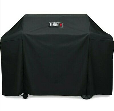 $ CDN236.94 • Buy Weber 7135 Premium Grill BBQ Cover - For GENESIS 2 400 Series Charcoal Barbecues